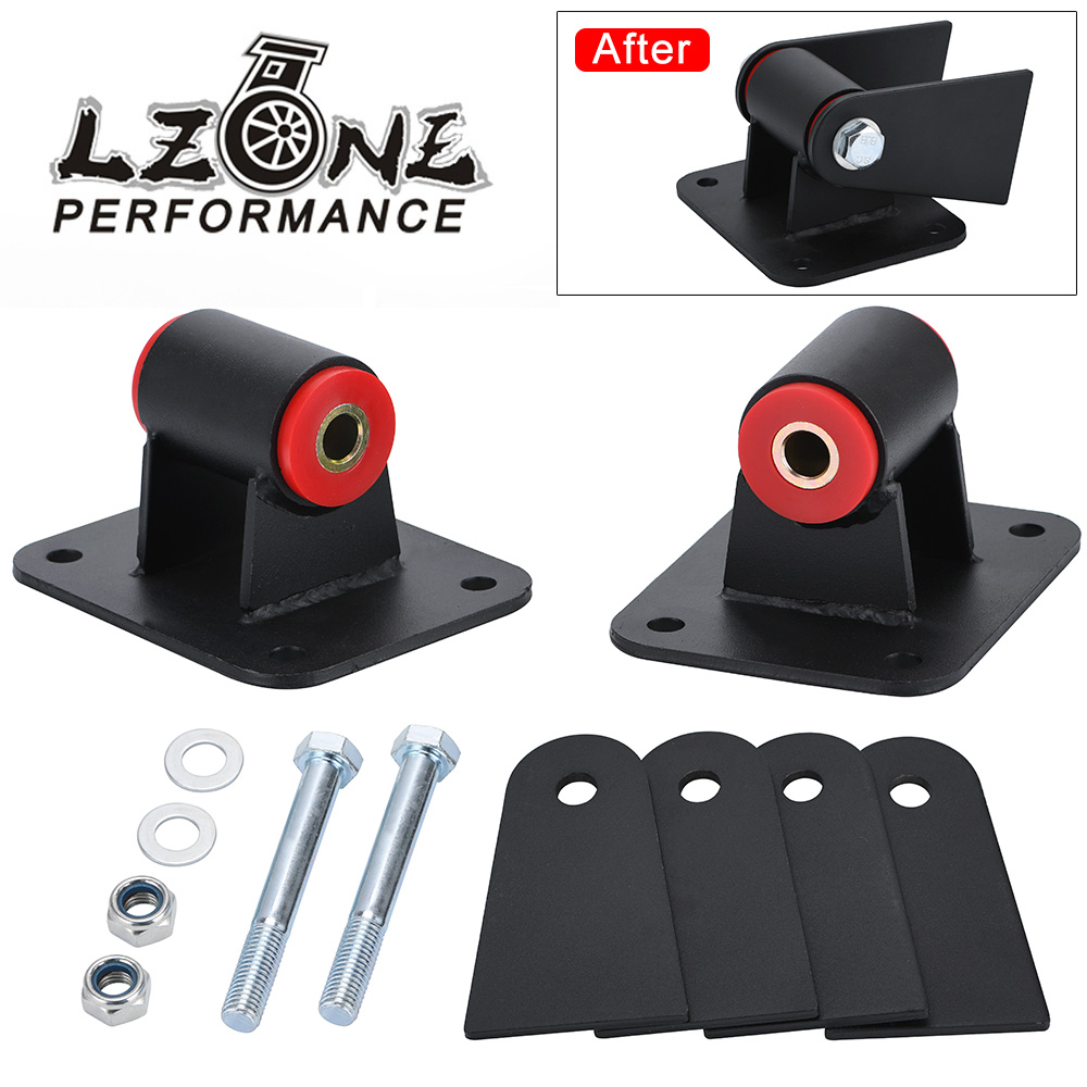 ZZPerformance 10mm Red Ignition Spark Plug Wires LS1 LS2 LS4 LS6 LS7 LS9 Set 8