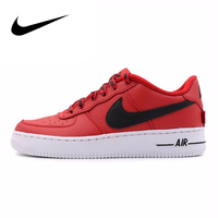 Nike Air Force 1 '07 Original Skateboarding Shoes Breathable Low top Sneakers White Black New Arrival #315122