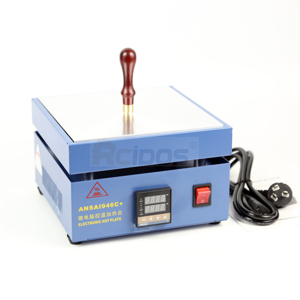 RCIDOS آلة لف السيلوفان السجائر ، بوكر صندوق نفطة بوب غلاف بغشاء رقيق ماكينة إحكام غلق التعبئة والتغليف 110 فولت/220 فولت