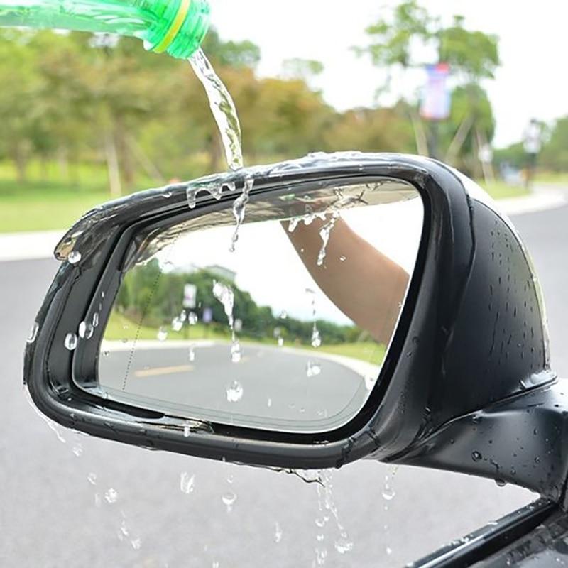Car Rearview Mirror Rain Eyebrow Visor Accessories Universal All Models