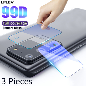 Перейти на Алиэкспресс и купить 99D Защита экрана для Samsung самсунг Galaxy S20 Plus плюс Ultra S20U защитное стекло для камеры Galaxy A51 A71 A10 A40 A50 M21 S10 Note 10 Lite телефон стакан защитная пленка см...