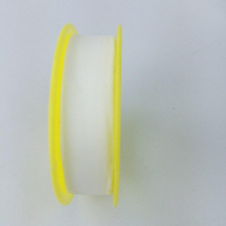 Teflon Tape 0.075*12 Mm * 8M Plumbing Hardware Accessories Tap Teflon Tape
