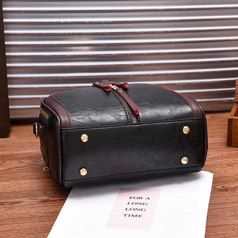 Luxus Handtaschen Frauen Taschen Designer PU Leder Einfarbig Umhängetasche Mode Schulter Umhängetaschen Mädchen Tassen Tote