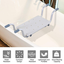 Suspended Bench-Stool-Seat Shower-Chair Bath-Tub Bench-Hwc And No Non-Slip Adjustable