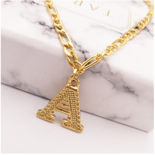 2020 Top Selling Cute A-Z Letters Necklaces Gold Color Initial Alphabet Pendant With Chain Name Jewelry Gift For Women Girls