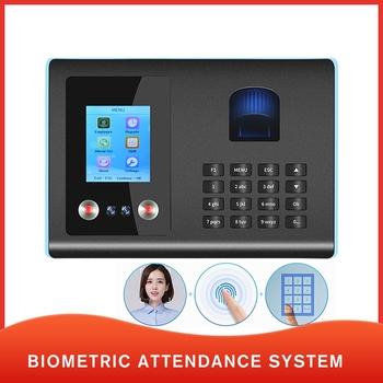 Biometryczne rozpoznawanie twarzy czas linii papilarnych hasło System frekwencji pracownik biurowy zegar sterujący rejestrator tanie i dobre opinie S SKYEE CN (pochodzenie) Wielofunkcyjny FA01
