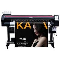 XP600 Eco Solvent Printer 1.6m Locor Easyjet1602 Digital Inkjet Roll to Roll Large Format Vinyl Poster Banner Printing Machine