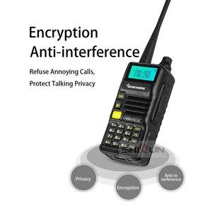 Image 2 - Quansheng UV R50 2 Nâng Cấp Di Động Bộ Đàm VHF UHF Băng Tần Comunicador HF Thu Phát UV R50 1 UV R50 Series Uv 5r