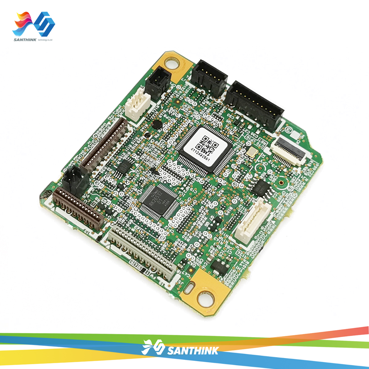 1PC X RM2-8680 RM2-7509 DC Control PC Board For <font><b>HP</b></font> M402 M403 <font><b>M426</b></font> M427 M402DN M427FDW M426FNW M403DN Series image