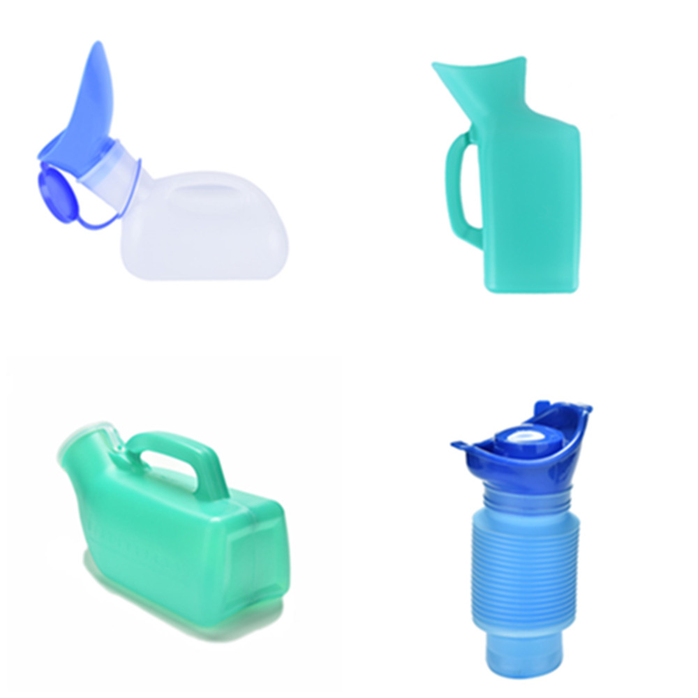 400/750/1000/1700ml Female Male Portable Mobile Toilet Car Travel Journeys Camping Boats Urinal