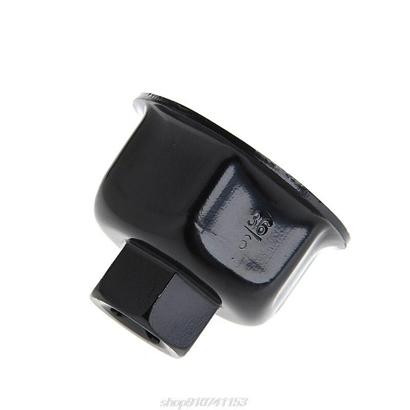 Nova tampa da chave do filtro de óleo do carro soquete 36mm 3/8 \