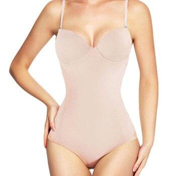 Women Body Shaper Slimming Bodysuit INTIMATES Underwire