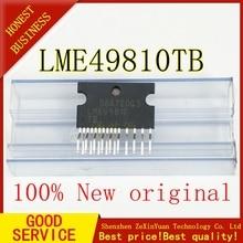 2 ชิ้น/ล็อต LME49810TB LME49810 LME49810TB/NOPB 100% ใหม่เดิม