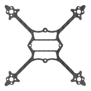 Image 2 - ShenStar 3K ألياف الكربون 115 مللي متر قاعدة العجلات أسفل لوحة ل Happymodel Crux3 Quadcopter FPV RC المتسابق Drone اكسسوارات 115 مللي متر