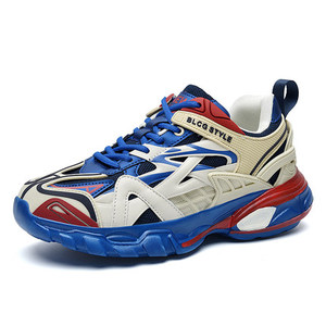 Image 5 - อังกฤษRetro Street Punk Rock Hip Hop Chunkyรองเท้าผ้าใบเต้นรำแพลตฟอร์มรองเท้าแฟชั่นรองเท้าZapatillas Hombre