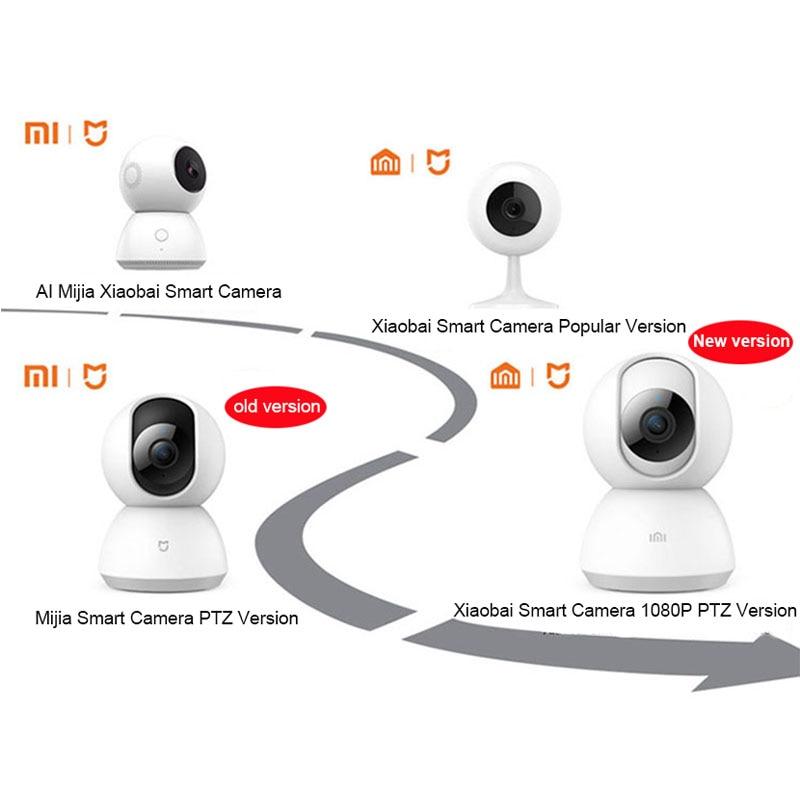 Xiaomi Smart Home IP Kamera Drehbar 720P 1080P WiFi PTZ Webcam IR Nachtsicht DE