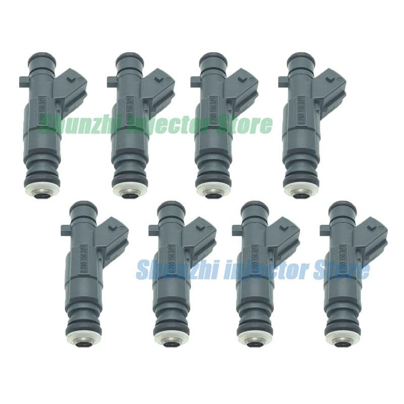 Set Of 4 pcs IWP049 Fuel Injector For CITROEN XSARA 1.8 i 66KW Xantia Berlingo