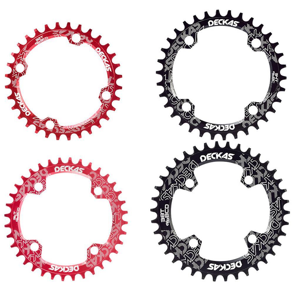 Инструмент для демонтажа цепи велосипеда (колеса 96BCD положительные и отрицательные Шестерни на горный велосипед одно колесо цепной передачи диск овальные круглые Звездочка 32/34/36/38T|Шатун и передняя звездочка велосипеда|   | АлиЭкспресс