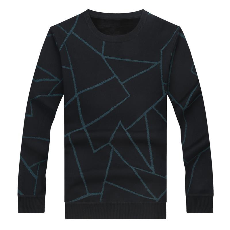 New Plus Size 8xl 7xl 6xl 5xl Autumn And Winter Sweater Men Autumn Fashion Brand Casual Sweater Fleece Knitting Men Sweaters