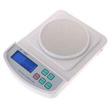 Точные цифровые электронные весы для ювелирных изделий с ЖК-дисплеем, кухонные весы, вес г, кофейные весы 500 г/0,01 г, лабораторные весы с точно...
