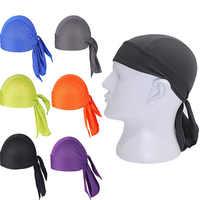 Gorro de secado rápido para Ciclismo, gorro, bufanda de pirata, sombreros para hombres y mujeres