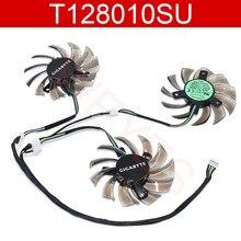 Novo para everflow t128010su para gtx760 770 780 dc12v 0.35a ventilador de refrigeração