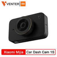 Xiaomi Mijia Dash Cam 1S Cámara de coche voz por WIFI Control conducción Video grabadora Dashcam 1080P HD 140 ° Gran Angular Pantalla de 3 pulgadas