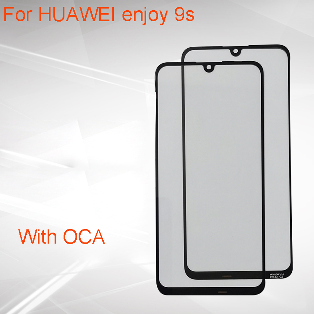 With OCA For HUAWEI enjoy 9s ouch Panel Screen out Glass Sensor For HUAWEI enjoy9s  Touchscreen Touch Panel Without Flex enlarge