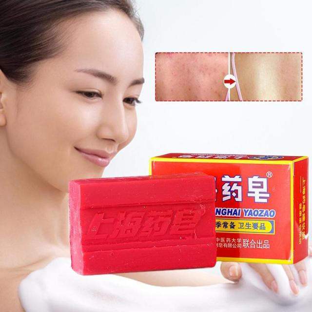 Bathing And Removing Mites Medicated Soap Chinese Herb Soup Slimming Body Creams Anti Cellulite Means For Skin Bleach 5