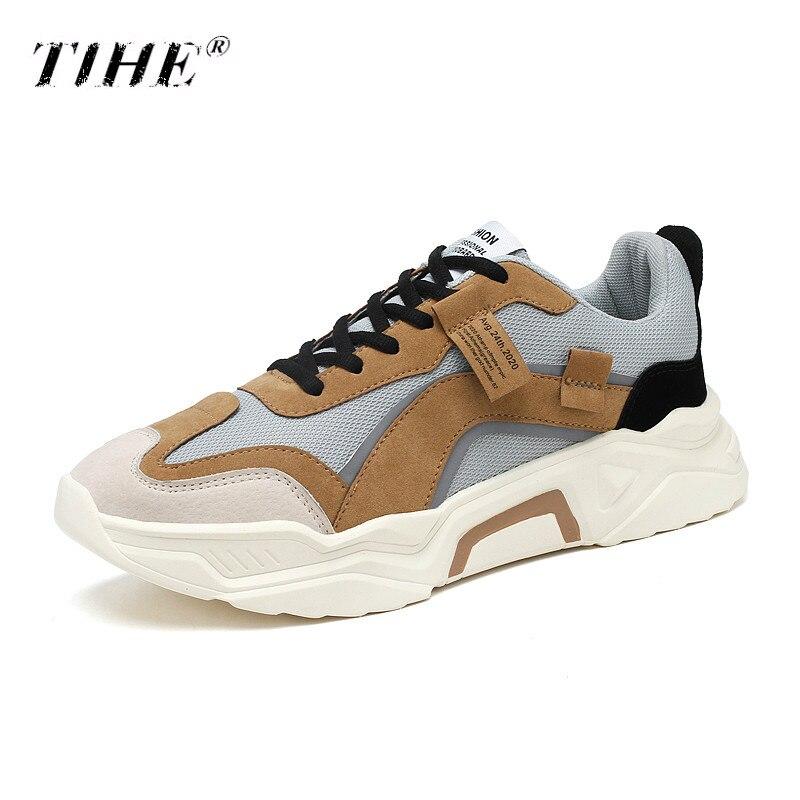 Мужская обувь для тенниса; Высококачественная дышащая нескользящая обувь на толстой подошве; популярные беговые кроссовки; спортивная