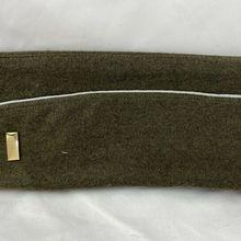GARRISON CAP HAT Military-Hat OFFICER'S Us Army SOLDIER WOOL WW2 WAR MEN 5605101 BADGE