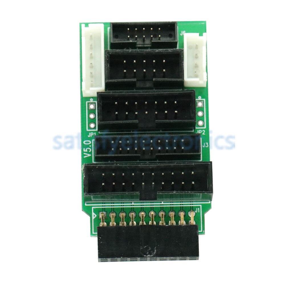 J-link Emulator Adapter V8 JTAG Adapter converter for MINI2440 TQ2440 ARM Board
