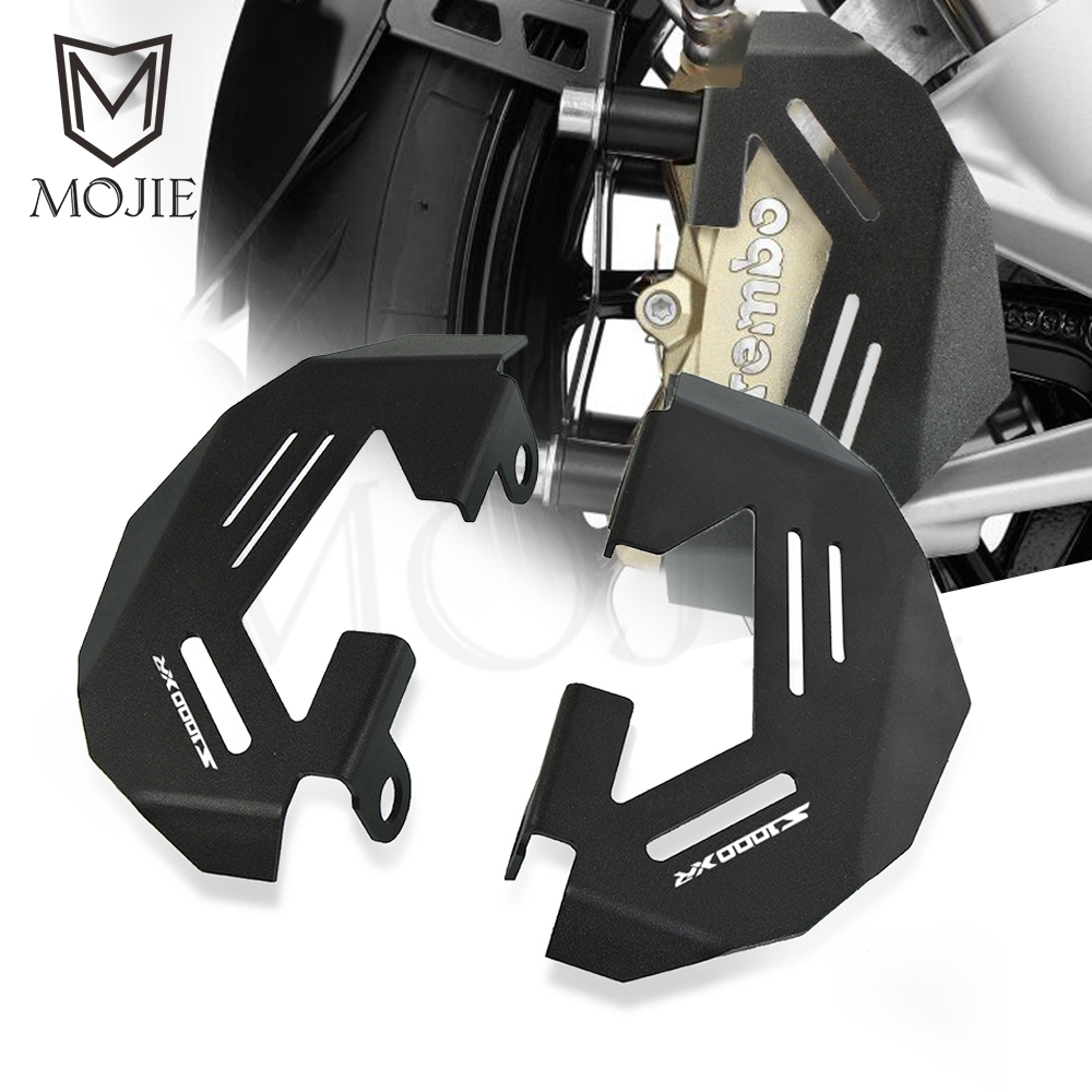 For BMW S1000XR <font><b>S</b></font> <font><b>1000</b></font> <font><b>XR</b></font> S1000 <font><b>XR</b></font> Motorcycle Front Brake Caliper Cover Guard S1000XR Brake Caliper Cover Protection Cover Guard image