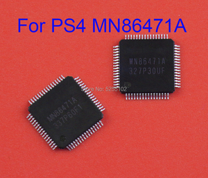 Image 1 - 1 個オリジナル hdmi ic チップ MN86471A N86471A 交換プレイステーション 4 のため PS4
