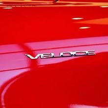 Auto brief dekoration aufkleber VELOCE TI styling dekoration aufkleber Für Alfa Romeo Giulia Stelvio Änderung Zubehör