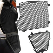 For Ducati X Diavel XDiavel S 2016-2020 2017 2018 2019 Motorcycle Radiator Guard Grille Protector Cover Oil Cooler Guard Cover
