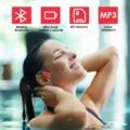 S.Wear 8G HIFI MP3 плеер гарнитура IPX8 водонепроницаемые наушники костная проводимость гарнитура Спорт на открытом воздухе наушник для плавания Пр...