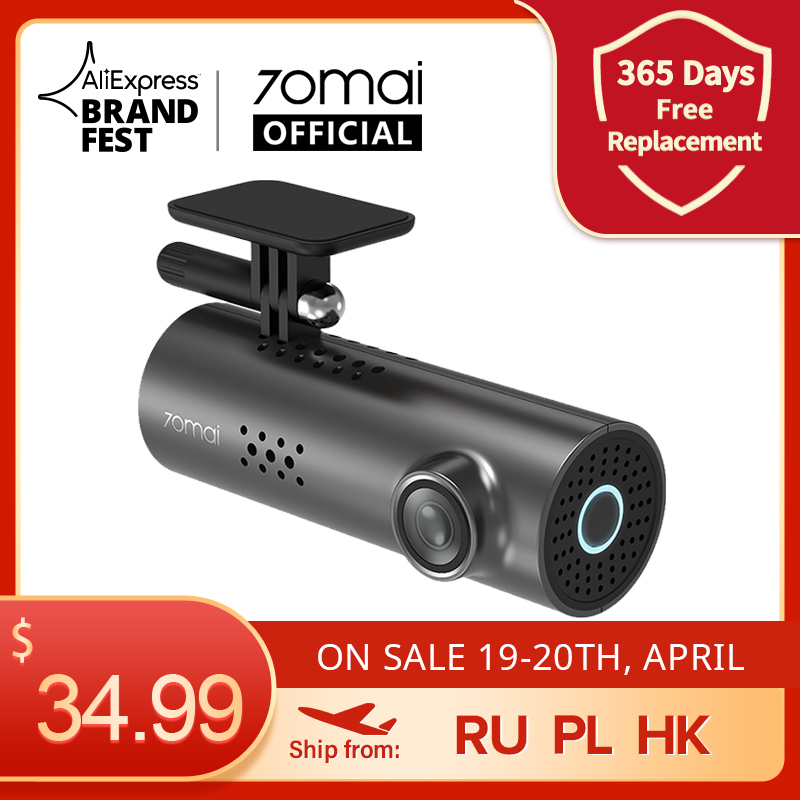 70mai Car DVR 1S APP & English Voice Control 70mai 1S 1080P HD Night Vision 70mai 1S Dash Camera Recorder WiFi 70mai Dash Cam|DVR/Dash Camera| - AliExpress