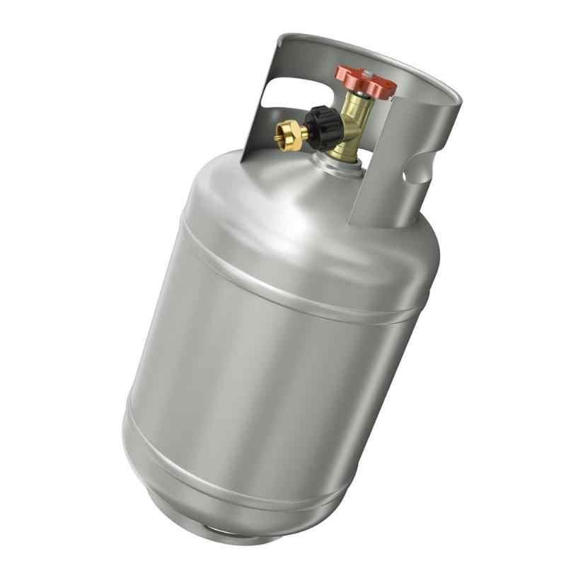 QCC1 إلى بول 1 رطل اسطوانة خزان تحويل رئيس باس AMCE مقرنة محول في الهواء الطلق موقد للتخييم موصل تحويل رئيس