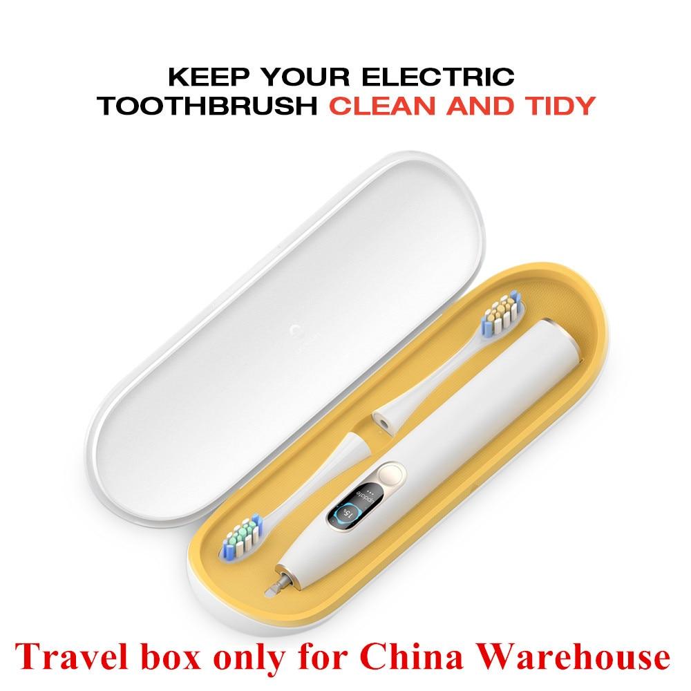 Oral B 3D Pro2000 звуковая умная зубная щетка датчик давления индикатор зарядки Pro2000 зубная щетка - 2