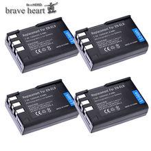 Batterie EN-EL9A EN-EL9 EN EL9 el9a ENEL9A ENEL9 batterie Pour appareil photo Nikon D40 D40X D60 D3000 D5000 L15