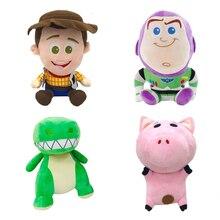 Soft Doll Plush-Toy Toy-Story Pixar Woody Movie Buzz Lightyear Children Disney Gifts