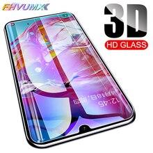 3D保護三星銀河A01 A51 A71 A10 A20 A20E A30 A40 A40S A50 A60 A70 A80 A90 2019 スクリーン強化ガラスフィルム