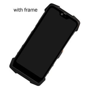Image 5 - 5.84 אינץ BLACKVIEW BV9700 PRO LCD תצוגה + מסך מגע Digitizer עצרת 100% מקורי LCD + מגע Digitizer עבור BV9700 פרו