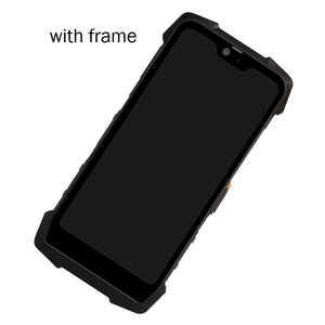 Image 5 - 5.84 بوصة BLACKVIEW BV9700 برو شاشة الكريستال السائل + مجموعة المحولات الرقمية لشاشة تعمل بلمس 100% الأصلي LCD + اللمس محول الأرقام ل BV9700 برو