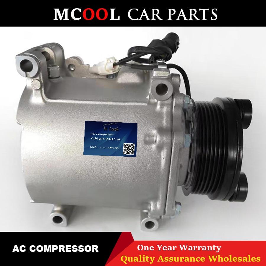 AC Compressor /& A//C Clutch For Mitsubishi Outlander 2014 2015