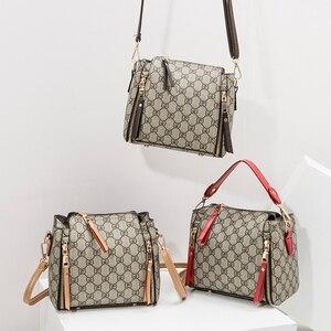 Image 5 - Dorywczo torba torba na ramię torebka Cross torby piersiowe dla kobiet torebki damskie wysokiej jakości torby projektant mody prezent