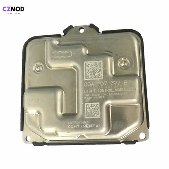 1pc-czmod-original-80a-907-397-b-q5-a8-ecu-full-led-headlight-control-module-computer-ballast-80a907397b-used-car-accessories