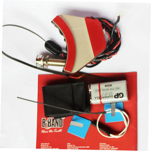 Image 5 - Original B CRESCENT II Acoustic Professional B CRESCENT Endpin Pickup & Boarding