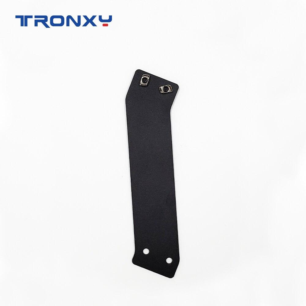 guia ferroviário titan extrusora filamento sensor e interruptor de limite y